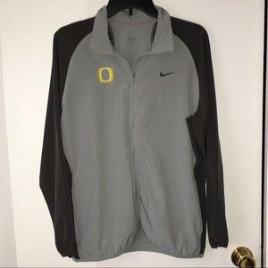 Nike Mens Oregon Zip Up